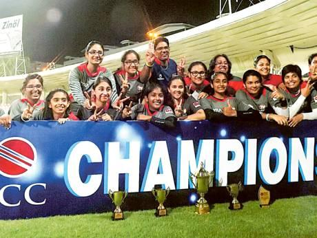 Sharjah hosts unique women's tournament
