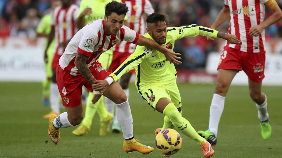 Video: Almeria vs Barcelona