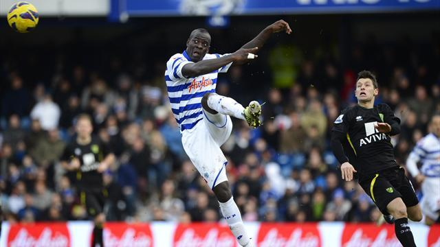 Football - Redknapp: QPR rejected Samba offer