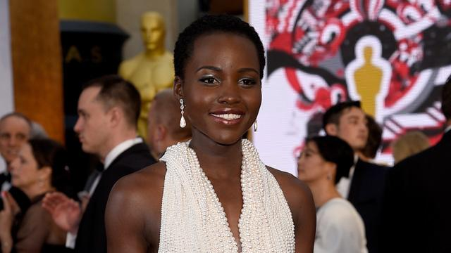 Found! Lupita Nyong'o's Stolen $150K Oscar Gown Returned to Scene of the Crime