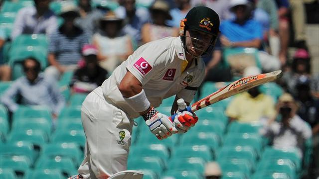 Cricket - Australia lead Sri Lanka but rue missed chances
