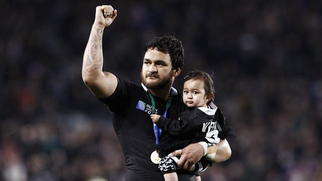 Championship - Weepu, McCaw return for All Blacks tour