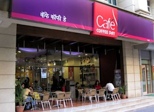 CCD Tie Up With Hoppr Sees Massive Check Ins And Revenue For Its 1319 Outlets image cafe coffee day hoppr