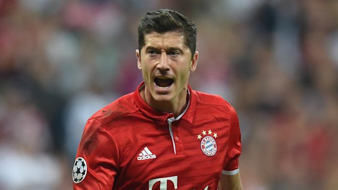 Ancelotti unconcerned by Lewandowski & Muller goal droughts