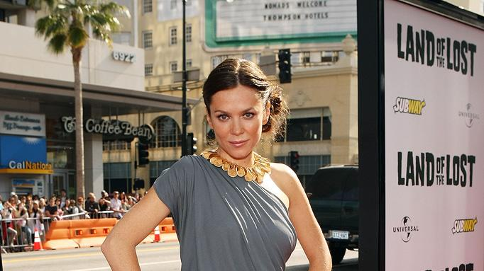 Land of the Lost LA Premiere 2009 Anna Friel