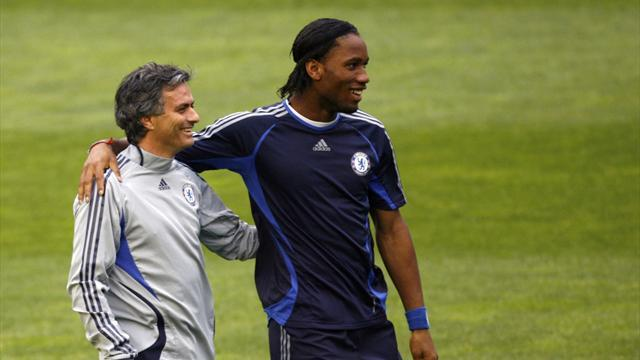 Premier League - Mourinho will ask youngsters to follow Drogba example
