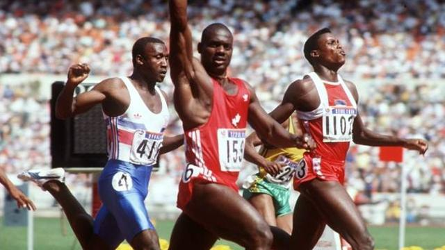 Athletics - Johnson scandal stunted sport's commercial growth