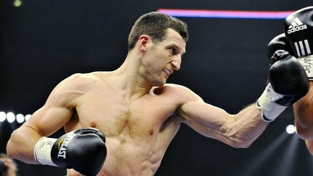 Boxing - Froch-Kessler to meet at O2 in May