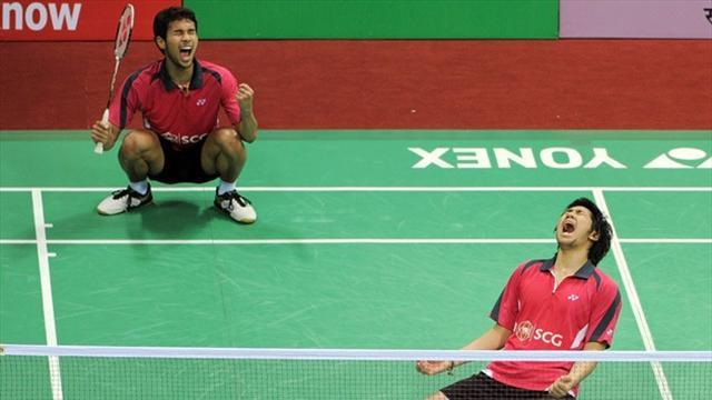 Badminton - BWF rejects Thai Bodin's appeal for pummelling partner
