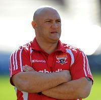 Huddersfield Giants were initially due to promote Paul Anderson in November