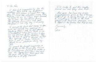 Click to read Alex Rodriguez's letter to fans (AP Photo)