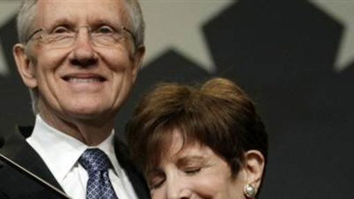 Harry Reid's 'bush League' Gift Move