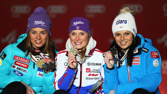 Women's Giant Slalom - Alpine FIS Ski World Championships