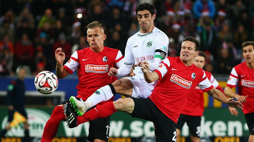 Video: Freiburg vs Hannover 96