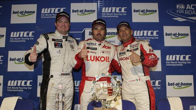 WTCC - Muller completes Monza dominance