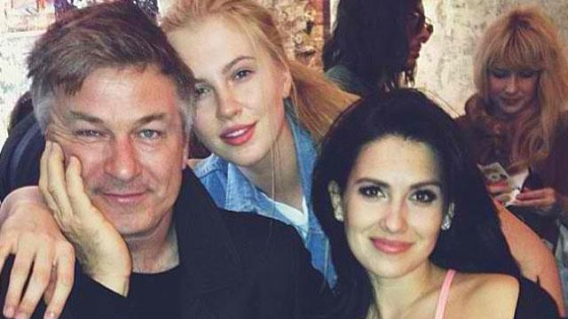 Ireland Baldwin Defends Dad: 'It's Not Fair'
