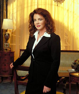 "Stockard Channing as First Lady Abigail Bartlet on NBC's ""The West Wing"" West Wing"