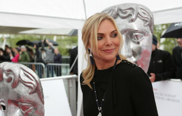 Womack... to return to Albert Square as Ronnie Mitchell (Copyright: Rex)
