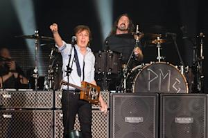 Paul McCartney: Playing With Nirvana's Surviving Members Was 'Powerful'