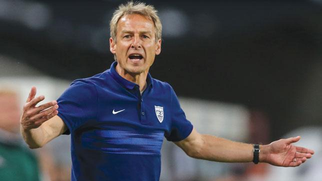 #360USA: Gold Cup wipes away the shine from Jurgen Klinsmann