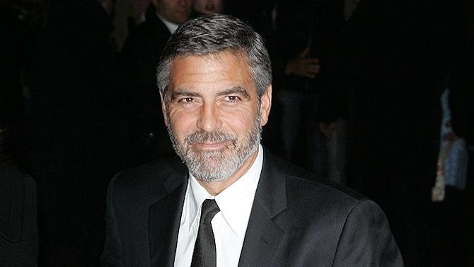 Clooney George Motion Pic Gala