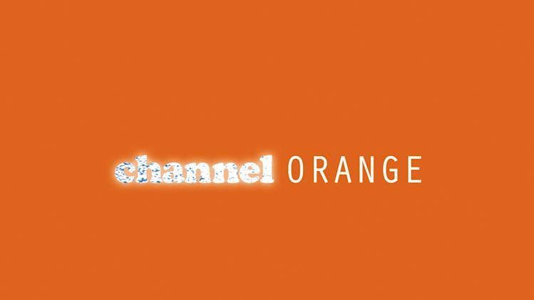 "This CD cover image released by Island Def Jam Music Group shows Frank Ocean's album, ""Channel Orange."" (AP Photo/Island Def Jam Music Group)"