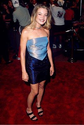 Clare Kramer at the Mann Bruin Theater premiere of Universal's Bring It On