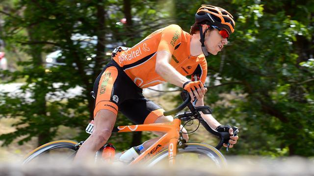 Cycling - Sicard and Martinez join Team Europcar
