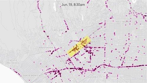 The Commute: See Exactly How Gridlocky Beverly Hills Gets When the President Comes to Town