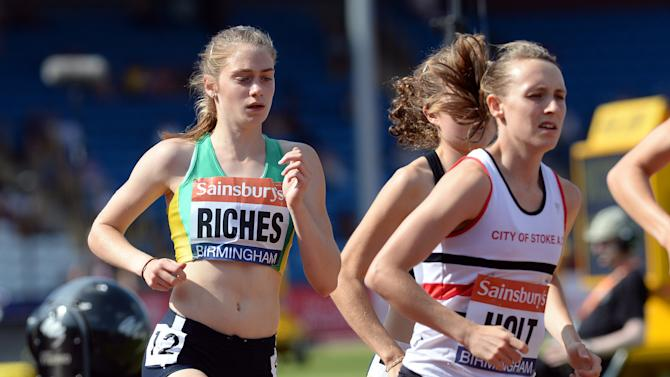 Athletics - Sainsbury's British Championships and World Trials - Day Two - Alexander Stadium