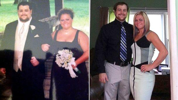 Indiana Couple Loses 190 Pounds Together
