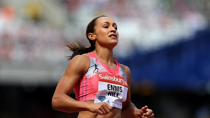 Athletics - Jessica Ennis-Hill Filer