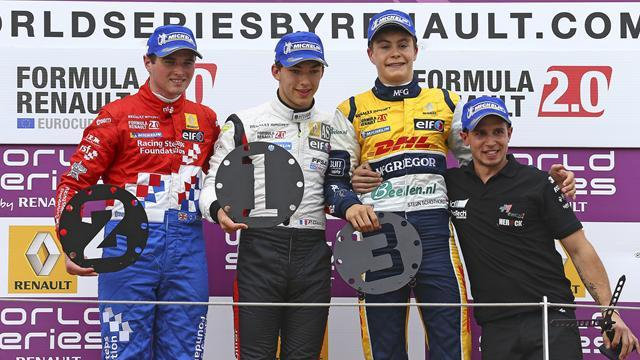 Formula Renault 2.0 - Gasly claims maiden victory