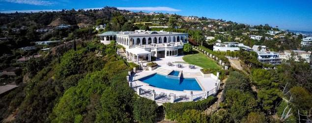 What makes TV star's former estate worth $135M?