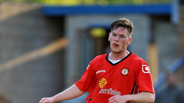 Football - Crewe duo sign up