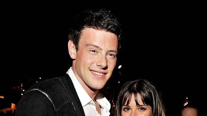 Monteith Michele Glee Season