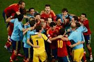 In Pictures: From Ireland rout to Italy mauling - how Spain won Euro 2012
