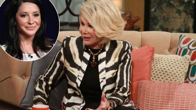 Joan Rivers visits Access Hollywood Live on June 11, 2013 -- Access Hollywood