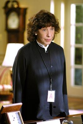 "Lily Tomlin as Deborah Fiderer on NBC's ""The West Wing"" West Wing"