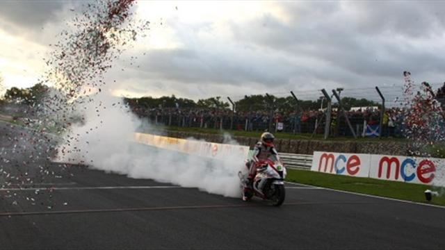 BSB - Byrne completes hat-trick to win BSB title