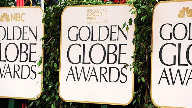 Golden Globes Blog
