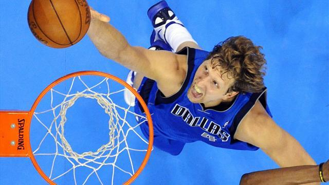 NBA: Nowitzki out for six weeks after surgery