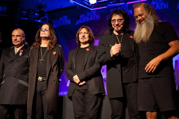 Black Sabbath Set Release Date for '13' Album