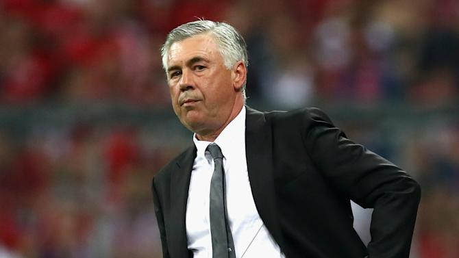 We played more directly than Guardiola's Bayern - Ancelotti