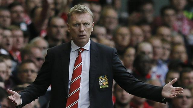 Premier League - Moyes 'shocked' by derby performance