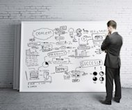 How to Ensure Marketing Plan Execution image whiteboard full 117163159 300x250