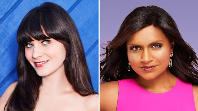 'New Girl' vs. 'The Mindy Project': Who's More Adorkable?