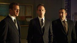 'Suits' Boss Previews Mike/Harvey Tension, Merger Aftermath and Season 3 Secrets