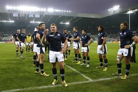 South Africa v Scotland - IRB Rugby World Cup 2015 Pool B