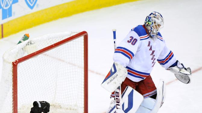 New York Rangers v Carolina Hurricanes